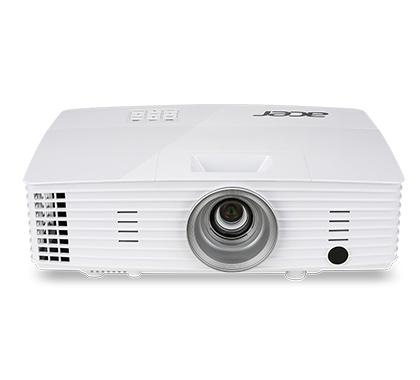 ACER X1385WH 3D ready DLP Projektor 3400 ANSI Lumen WXGA 1280 x 800 HDMI 1.4a 20.000:1