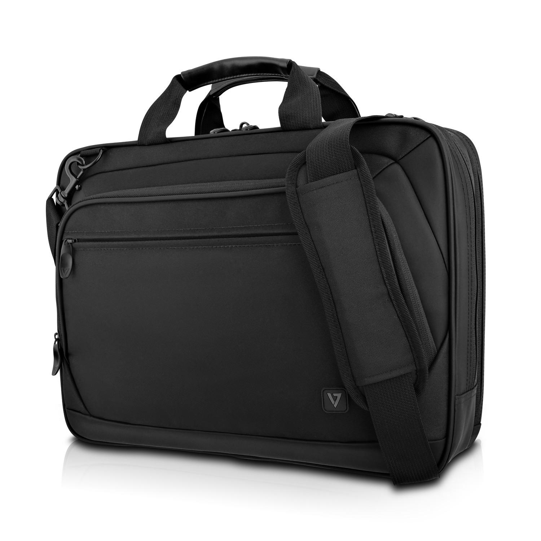 """V7 39,6 cm (15,6"""") Cityline Laptop-Tasche"""