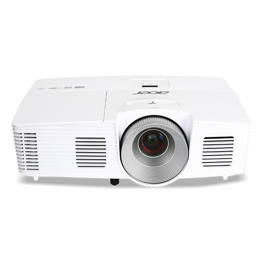 ACER H6512BD DLP Projektor 3D ready 3400 ANSI Lumen Full HD 1920x1080 HDMI/MHL hidden port HDMI 1.4 20000:1
