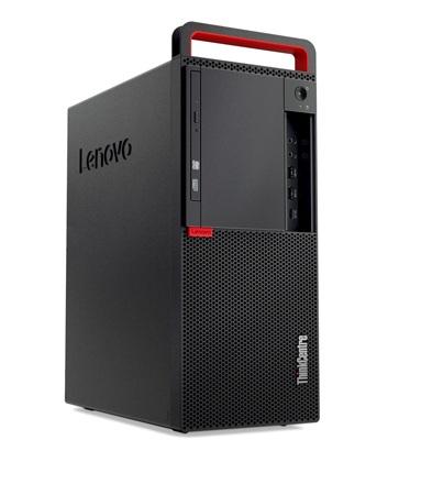 LENOVO ThinkCentre M910t TWR i7-7700vPro 8GB DDR4 256GB SSD DVD-RW DL IntelHD 630 W10P64 Topseller