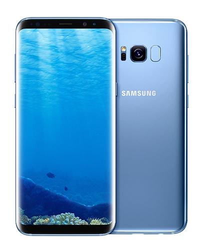 Specs Samsung Galaxy S8 Sm G955f 15 8 Cm 6 2 4 Gb 64 Gb Single Sim 4g Usb Type C Blue Android 7 0 3500 Mah Smartphones Sm G955fzb