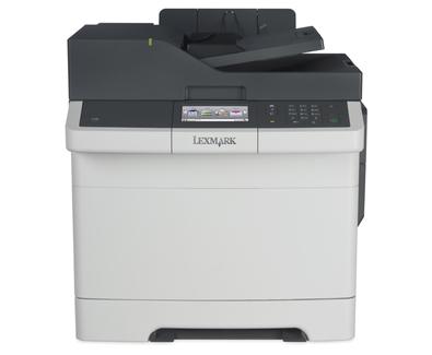 Lexmark CX417de 1200 x 1200DPI I A4 | Multifunktionsgerät | Laser farbig