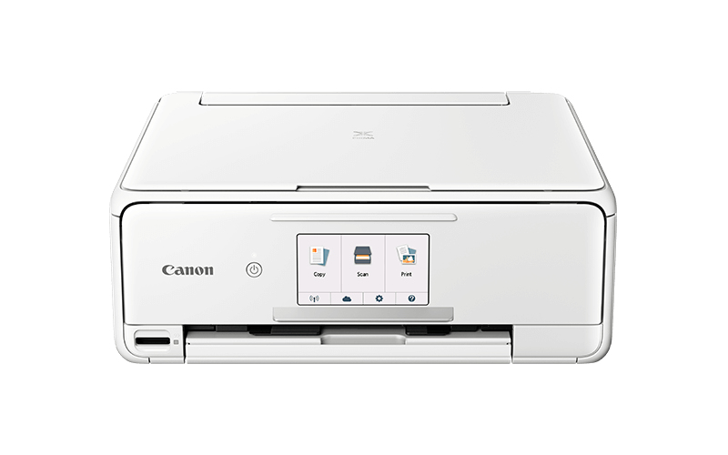 CANON PIXMA TS8151 WH 4800X1200 15PPM A4 AIO