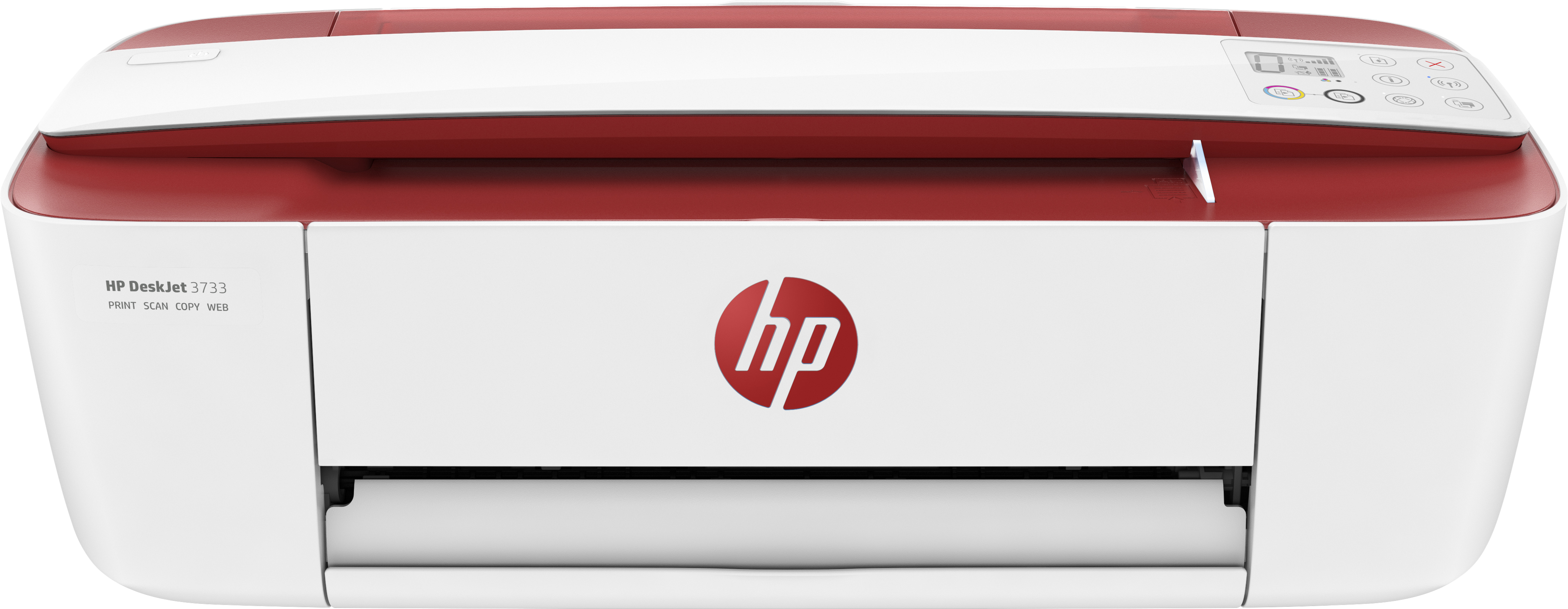 HP DeskJet 3733 All-in-One (Red) A4