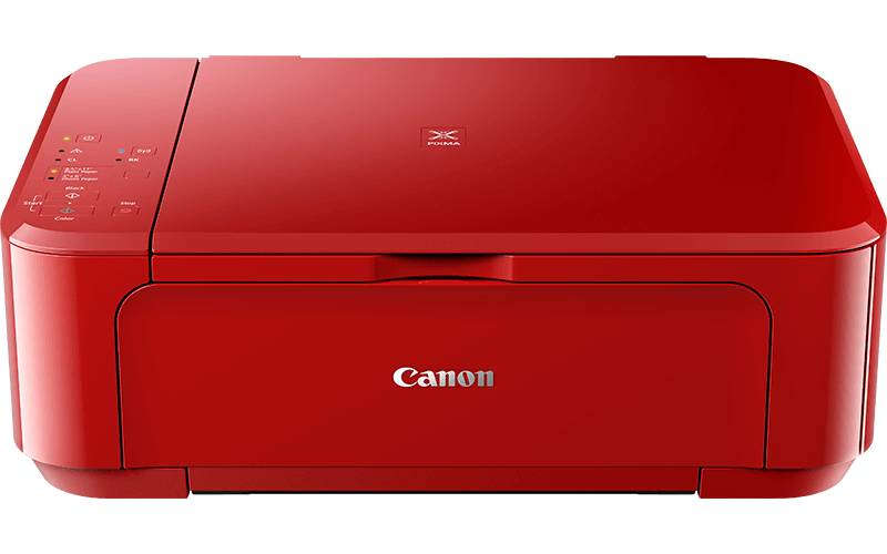 CANON PIXMA MG3650S RED 4800X1200 5.7PPM A4 AI
