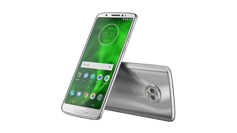Motorola Moto g⁶