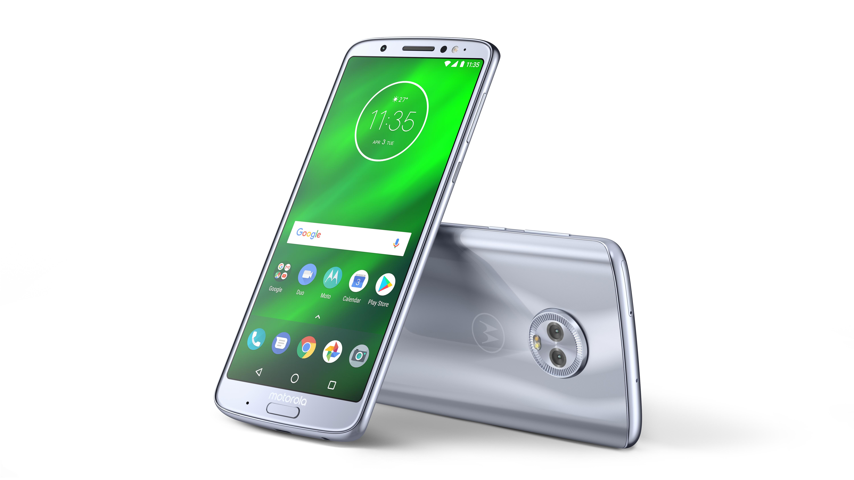 Motorola moto g⁶ plus