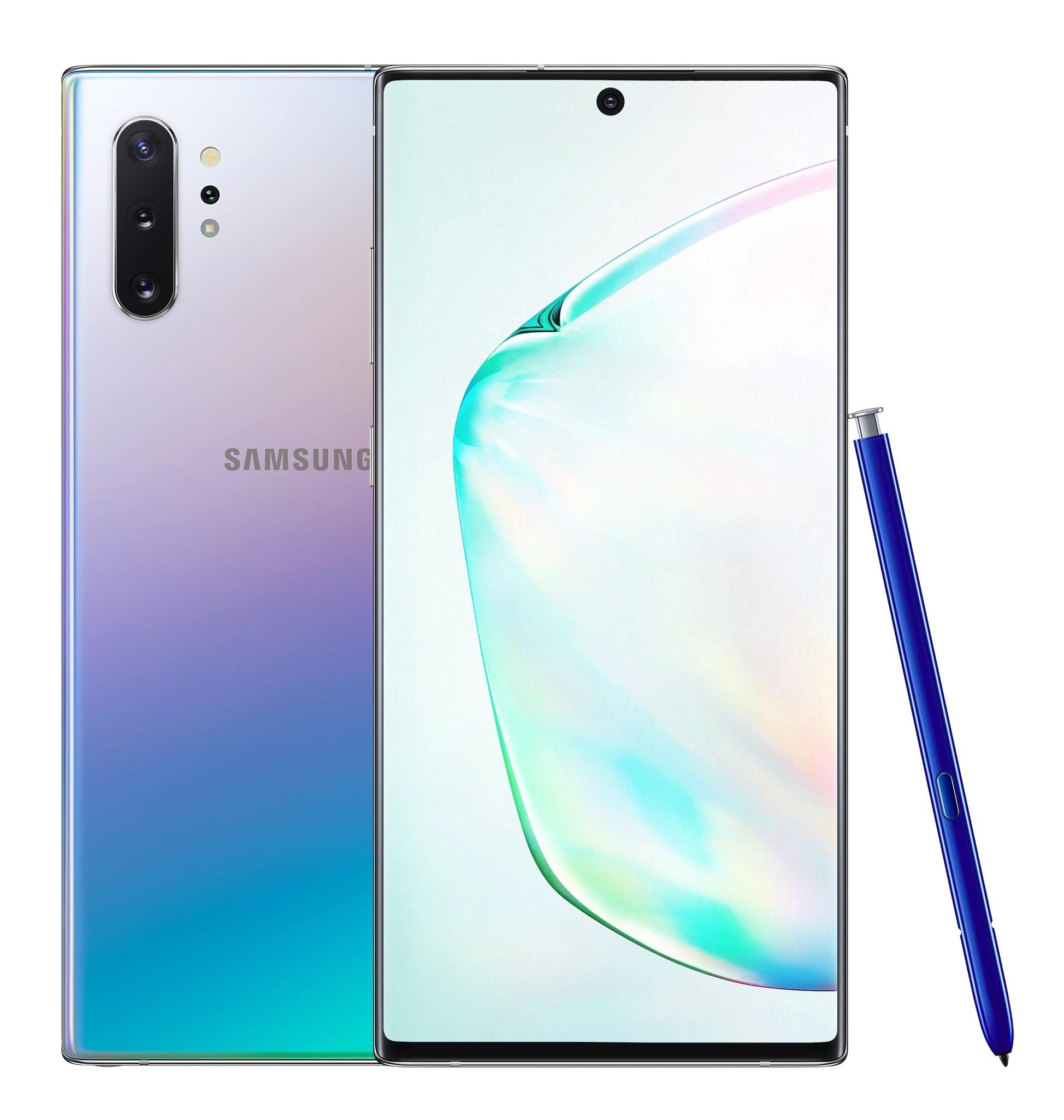 Product Datasheet Samsung Galaxy Note10 Sm N975f 17 3 Cm 6 8 Hybrid Dual Sim Android 9 0 4g Usb Type C 12 Gb 256 Gb 4300 Mah Multicolour Smartphones Sm N975fzsdksa