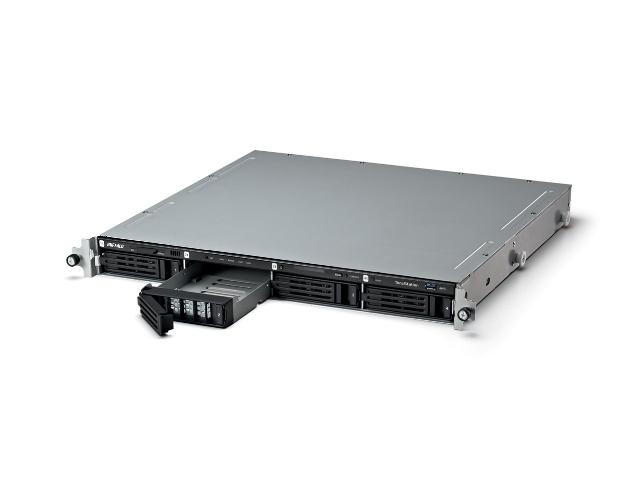 BUFFALO TeraStation 5400 Rack WD Red 24TB NAS & iSCSI 4x6TB 2xGigabit RAID 0/1/5/6/10
