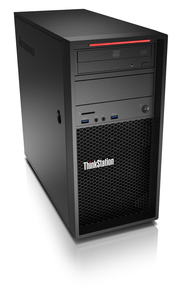 LENOVO ThinkStation P310 TWR Intel Xeon E3-1245v5 1x8GB DDR4 256GB SSD DVD-RW W7P64+W10P64Coupon Intel HD P530 Topseller