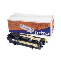 Brother TN-7600  Zwart    6.500 pagina`s (Origineel)