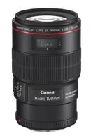 Canon EF 100mm f/2.8L Macro IS USM SLR Macro lens Black