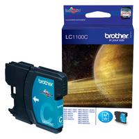 Brother (H) LC-1100C  Cyaan   7.5ml (Origineel)