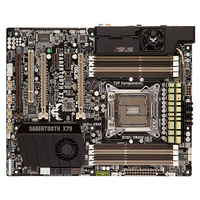 ASUS SABERTOOTH X79 Intel X79 LGA 2011 (Socket R) ATX moederbord