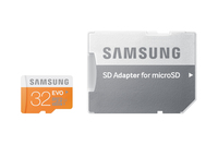 MEMORY CARD MICRO SD/TRANSFLASH 32GB SAMSUNG CLASSE 10 MB-MP32DA/EU