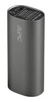 APC M3TM Lithium-Ion (Li-Ion) 3000mAh Titanium power bank