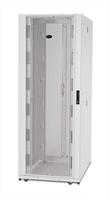 APC AR3155W 45U Floor White power rack enclosure