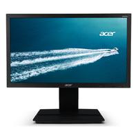 """Acer B6 B206HQL 19.5"""" Full HD VA Black,Grey computer monitor"""