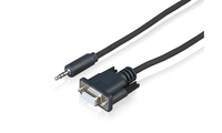 0.5m RS232C jack cable f FWL-55W805C