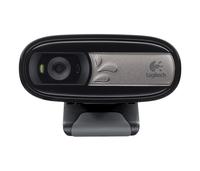 Logitech Webcam C170 Black USB