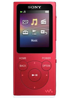Sony Walkman NW-E394 MP3 player 8GB Red