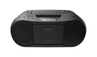 Sony CFD-S70 3.4W Black CD radio