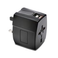 International Adapter of Travel 2.4A USB