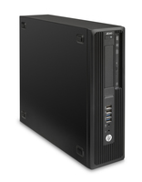 HP 240 SFF 3.5GHz E3-1245V5 SFF Black Workstation