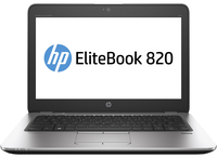 HP EliteBook 820 G3 2.4GHz i5-6300U 12.5