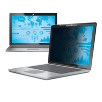 """3M 98044064974 12.5"""" Notebook Frameless display privacy filter display privacy filter"""