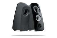 Logitech Z323 2.1kanalen 30W Zwart luidspreker set