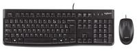DT Logitech MK120       Zwart bedraad   Retail