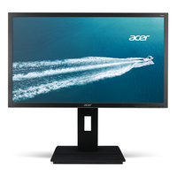 "Acer B6 B246HL ymiprx 24"" Full HD LED Flat Grey computer monitor"