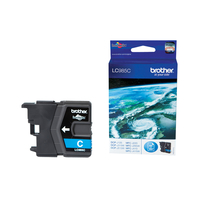 Brother LC985C Cyaan inktcartridge