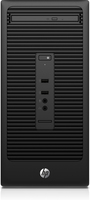 HP Pro A AMD Ryzen 5 PRO 2400G 4 GB DDR4-SDRAM 1000 GB HDD Black Micro Tower PC