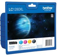 Brother (J) LC-1280XL Multipack 94.6ml (Origineel)