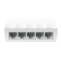 TP-LINK LS1005 network switch Unmanaged Fast Ethernet (10/100) White