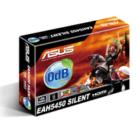 ASUS EAH5450 SILENT/DI/1GD3(LP) Radeon HD5450 1GB GDDR3