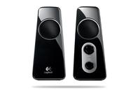 Logitech Z523 2.1kanalen 40W Zwart luidspreker set