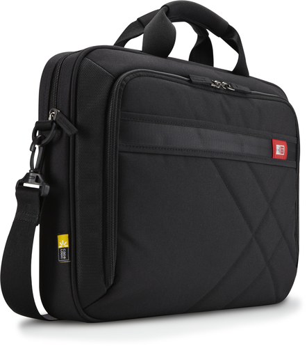 Case Logic DLC117 17.3″ Malette Noir sacoche d'ordinateurs portables