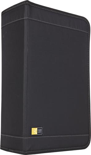 Case Logic CDW-128T-BLACK Étui avec portefeuille 136disques Noir