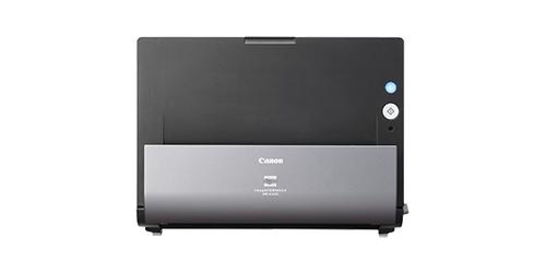 Canon imageFORMULA DR-C225 ADF scanner 600 x 600DPI A4 Noir, Métallique
