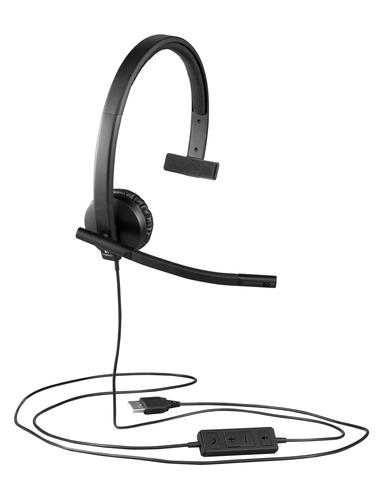 Logitech USB Headset H570e - headset