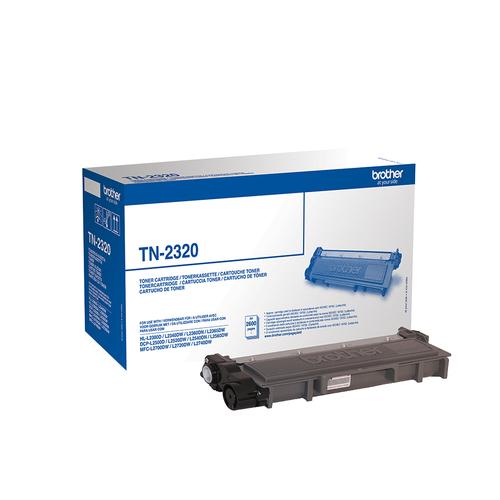 Brother TN2320 Remanufactured High Capacity Black Toner Cartridge