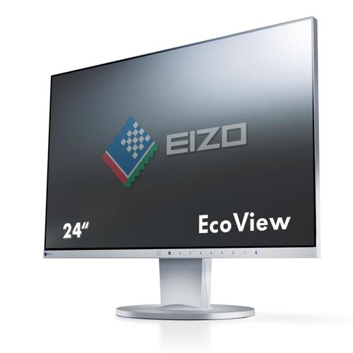 EIZO FlexScan EV2455 24″ Full HD LED Plat Gris écran plat de PC