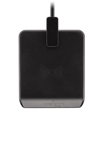 Cherry TC 1200 Intérieur USB 2.0 Noir lecteur de cartes à puce