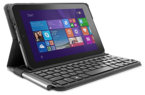 HP Mallette clavier Bluetooth pour tablette Pro 408