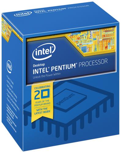 Intel Pentium G4400 / 3.3 GHz processor