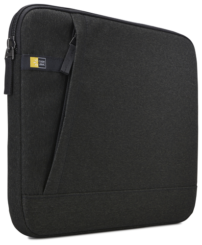 Case Logic HUXS113K 13.3″ Housse Noir sacoche d'ordinateurs portables