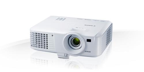 Canon LV WX320 Projecteur de bureau 3200ANSI lumens DLP WXGA (1280×800) Blanc vidéo-projecteur